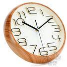 (百貨週年慶)立體字簡約掛鐘客廳臥室時鐘靜音現代創意掛錶石英鐘錶