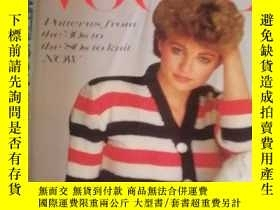 二手書博民逛書店knitting罕見in vogue 针织时尚Y270009 如图 如图
