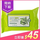 韓國 FROM NATURE 蘆薈保濕卸妝濕巾(30抽)【小三美日】$49