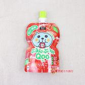 日本飲料MinuteMaidQoo蘋果風味果凍飲料125g【0216零食團購】4902102119580