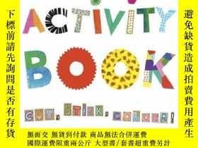 二手書博民逛書店Everybody s罕見Activity Book: Cut,