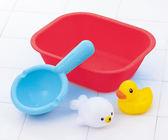 樂雅 Flex沙灘系列 歡樂海豹組/沙灘玩具/洗澡玩具
