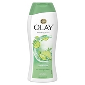 美國Olay 極潤保濕沐浴乳-白茶萊姆香(650ml*3)