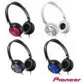 Pioneer SE-MJ521 時尚迷你耳罩式耳機 (四色)(視聽)