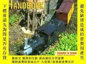 二手書博民逛書店The罕見Large-Scale Model Railroading Handbook, 2nd Edition-