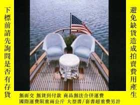 二手書博民逛書店Yacht罕見Style: Design and Decor Ideas for Your Boat-遊艇風格:為