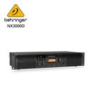 BEHRINGER NX3000D專業PA喇叭功率擴大機(超輕型3000瓦/ D類技術/ SmartSense揚聲器)