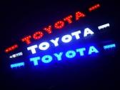【吉特汽車百貨】豐田toyota 第三煞車燈板 警示燈 LED SMD WISH CAMRY VIOS ALTIS
