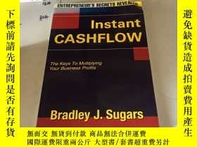 二手書博民逛書店Instant罕見Cashflow : The Keys to