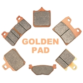 Golden pad 煞車皮(碟式煞車)(68239)