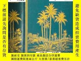 二手書博民逛書店罕見稀缺,《巴勒斯坦聖地》精美刻板畫,1900年出版,精裝Y20