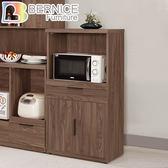 Bernice-諾文2尺餐櫃/電器收納櫃(三色可選)