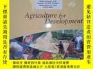 二手書博民逛書店World罕見Development Report 2008:Agriculture for Developmen