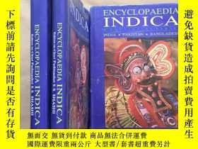 二手書博民逛書店ENCYCLOPAEDIA罕見INDICA INDIA PAKI