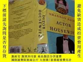 二手書博民逛書店原版英法德意等外文罕見The Actor and the Hou