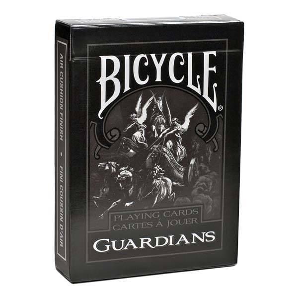 【USPCC 撲克】撲克牌 BICYCLE GUARDIANS 守衛牌 2013