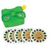 昆蟲幻燈片 Lakeshore兒童幼兒教具玩具道具遊戲訓練科學觀察學習X光片卡片