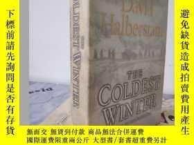 二手書博民逛書店The罕見coldest winterY263195 David
