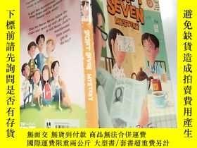 二手書博民逛書店secret罕見seven mystery 秘密七秘Y200392