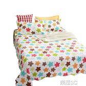 床單 棉老粗布涼席夏季四季加厚老粗布床單單件空調涼席床單三件套榮耀3c
