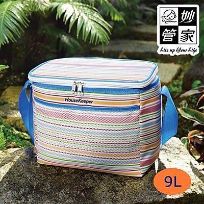 35053【妙管家】亮彩 保鮮袋 9L HKB-009 戶外 露營 旅遊 登山 運動