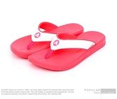 【AIRWALK】A0夾腳拖鞋-女款-果紅