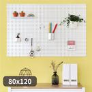 牆面收納 收納壁板 收納牆 牆面裝飾【G0029】inpegboard洞洞板80X120X1.5CM 韓國製 完美主義
