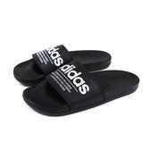 adidas ADILETTE COMFORT 拖鞋 戶外 黑色 男鞋 FX4293 no829