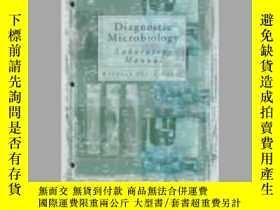 二手書博民逛書店Diagnostic罕見Microbiology Laboratory Manual-診斷微生物學實驗室手冊Y