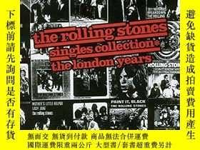 二手書博民逛書店The罕見Rolling Stones Singles CollectionY256260 The Rolli