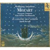【停看聽音響唱片】【SACD】莫札特:小夜曲集