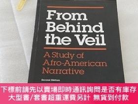 二手書博民逛書店from罕見behind the veil 從面紗後面看 對非裔美國敘事 第二版Y297798 斯特普托 I