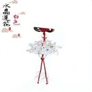 【Ruby工作坊】 NO.61W切割白水晶無觀音蓮花球吊飾(加持祈福)