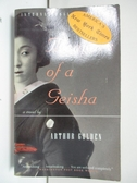 【書寶二手書T1/原文小說_AWP】Memoirs of a Geisha_Arthur Golden