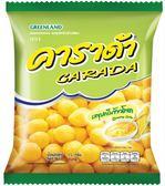 【泰國 CARADA 玉米濃湯風味球( 淺綠) 60g】 A19