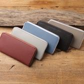 【Solomon 原創設計皮件】釉彩 壓紋牛皮護照夾 旅行夾 拉鍊長夾