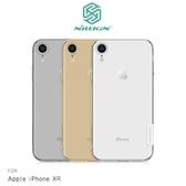 NILLKIN Apple iPhone XR 本色TPU軟套 軟殼 清水套 矽膠套 保護套 手機套 透明殼