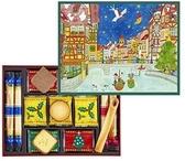 聖誕節限定版日本YOKU MOKU 雪茄蛋捲+夾心餅乾 46入禮盒 現貨+預購