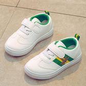 兒童鞋子秋季新款運動鞋韓版中大童休閒鞋單鞋女童小白鞋板鞋