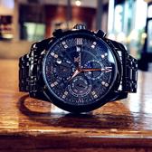 機械手錶 2019新款時尚潮流男士手錶全自動機械錶防水夜光鏤空陀飛輪精鋼錶