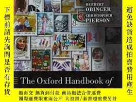 二手書博民逛書店The罕見Oxford Handbook Of The Welfare StateY255562 Castle