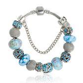 串珠手環-時尚唯美琉璃飾品復古精緻女配件73kc412【時尚巴黎】