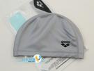 *日光部屋* arena (公司貨)/ARN-6406-SLV 2WAY 舒適矽膠泳帽