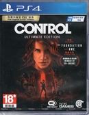 PS4遊戲 控制 終極版 CONTROL 中文版【玩樂小熊】