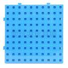 【台灣製USL遊思樂】多向連接方塊 專用操作底板 / 大萬用板(藍色,1pcs)