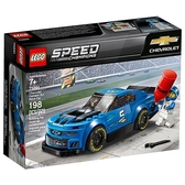 樂高積木 LEGO《 LT75891 》SPEED CHAMPIONS 系列 - Chevrolet Camaro ZL1 Race Car╭★ JOYBUS玩具百貨