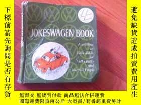 二手書博民逛書店原版英文外文漫畫THE罕見JOKESWA GEN BOOKY23