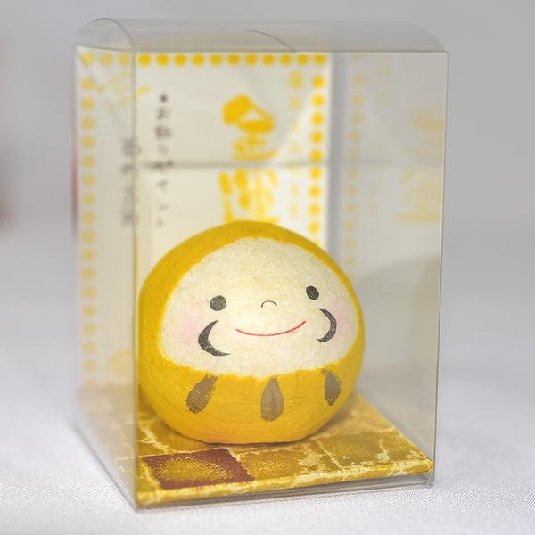 日本製 小達摩 不倒翁 金運達摩