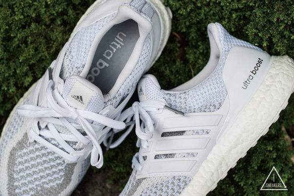 ISNEAKERS adidas UltraBOOST「White Reflective」白色 反光 男女款