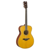 Yamaha TA系列 FS-TA 面單小桶身40吋TA吉他 琴身內建效果